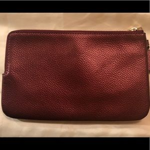 Coach Wristlet (red)